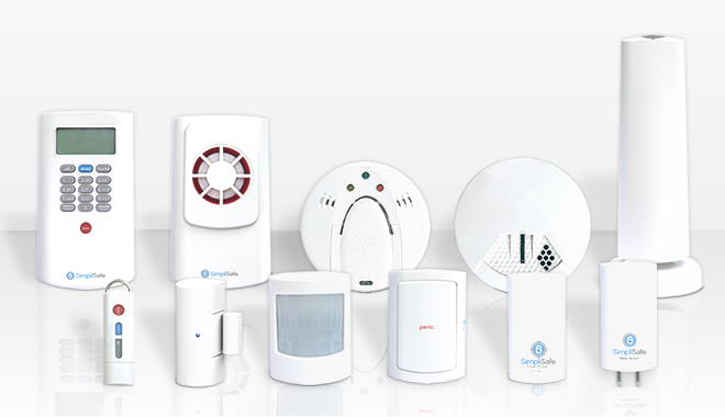 Motion Detector Alarm >> Setting Up Your New SimpliSafe | Home Security