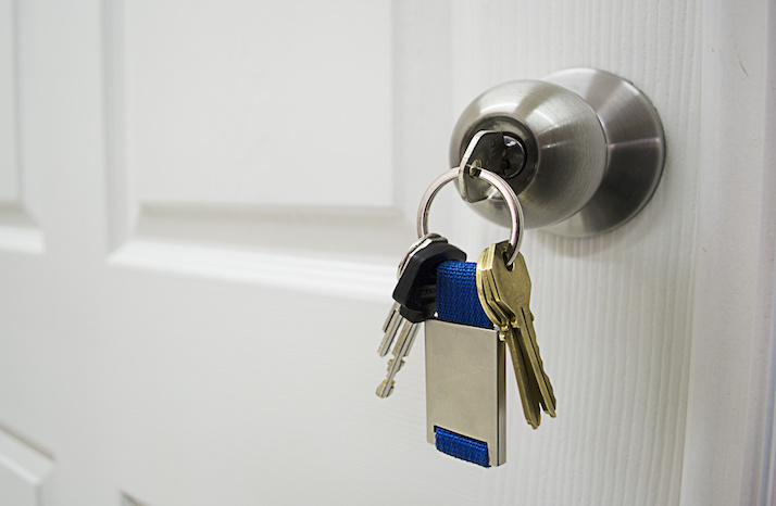 The 4 Best Times To Change Your Door Locks Home Security Systems