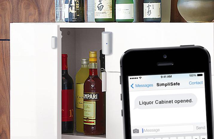 SimpliSafe Secret Alerts Alert-Only Sensors