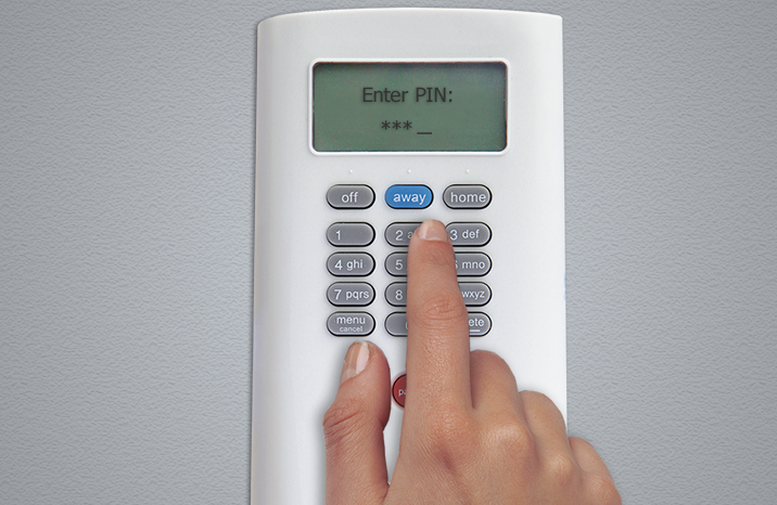 SimpliSafe Home Security Safety PINs