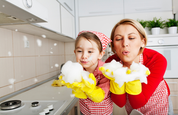 Safety Tips for Spring Cleaning