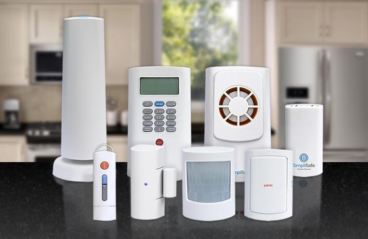 SimpliSafe Home Security Alarm Settings