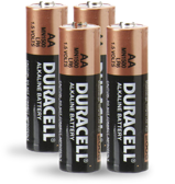 AA Batteries (4)