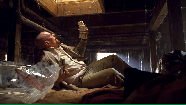 breaking bad crawlspace