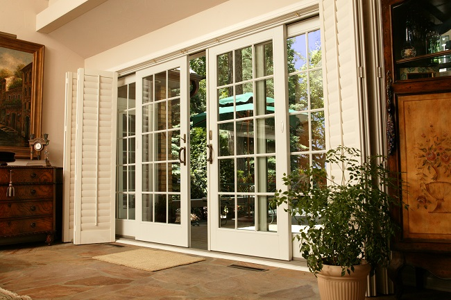 the third most common entry point for a break in is a side or back door as itu0027s away from the main street it may provide a burglar more coverage