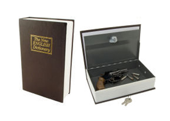 locking book safe u2013 these witty hidden safes offer two cool methods of keeping your valuables protected right off the bat it looks like your run of the