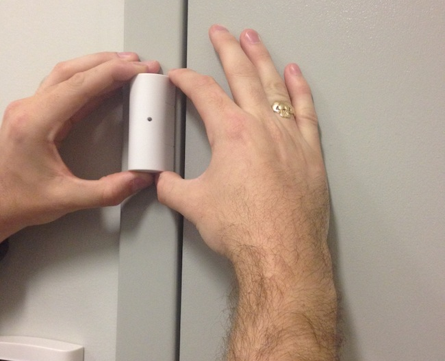 Quick Tips How To Screw In Your Simplisafe Sensors Wireless