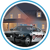 Simplisafe has 24/7 Protection & Police Dispatch