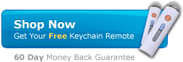 free security system keyfob