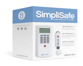 Take your SimpliSafe wireless home security system with you when you move