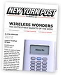 The New York Post recommends SimpliSafe wireless home security systems