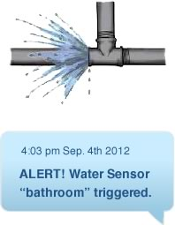 SimpliSafe can protect you from water damage due to bursting pipes