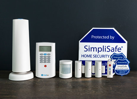 1 - Simplisafe Home Security