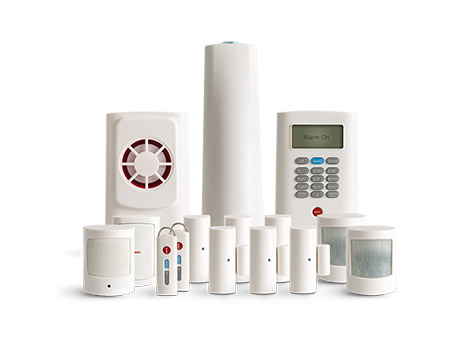 Safeguard Security System: 15 Pieces | Wireless Security System
