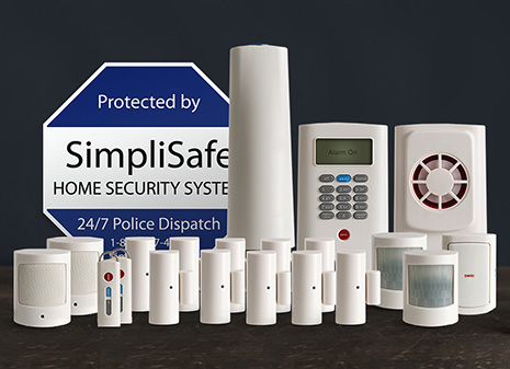 Sentinel Security System 20 Pieces Wireless Alarm System