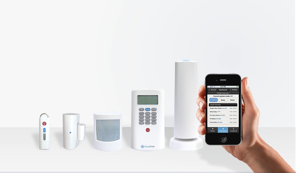 SimpliSafe Wireless Security Systems: Live. Safely.
