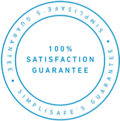 SimpliSafe Guarantee: 100% Satisfaction Guarantee
