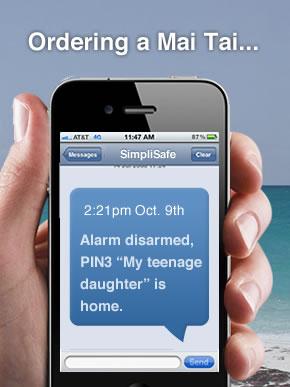 alarm monitoring simplisafe security systems. Black Bedroom Furniture Sets. Home Design Ideas