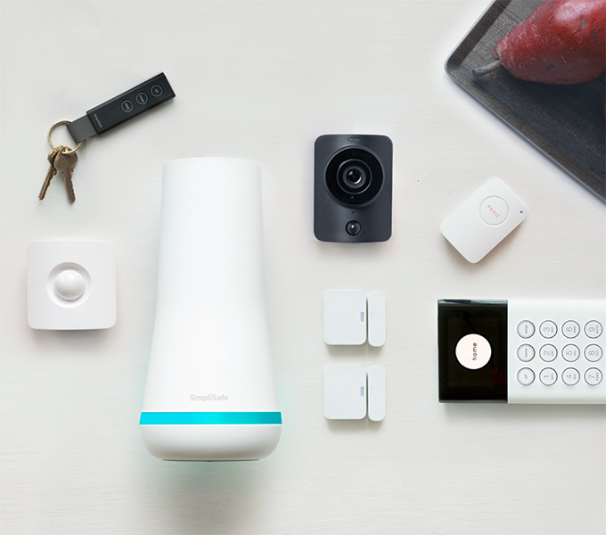 SimpliSafe Barrington Home Security System