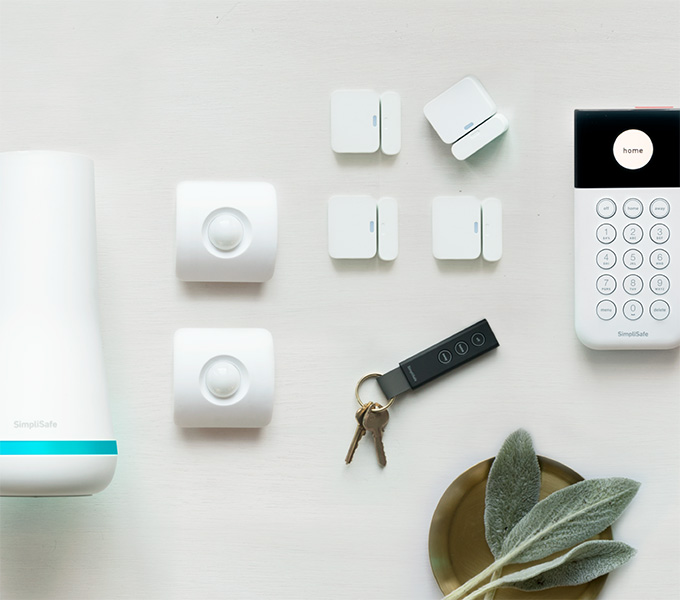 SimpliSafe Bunker Home Security System
