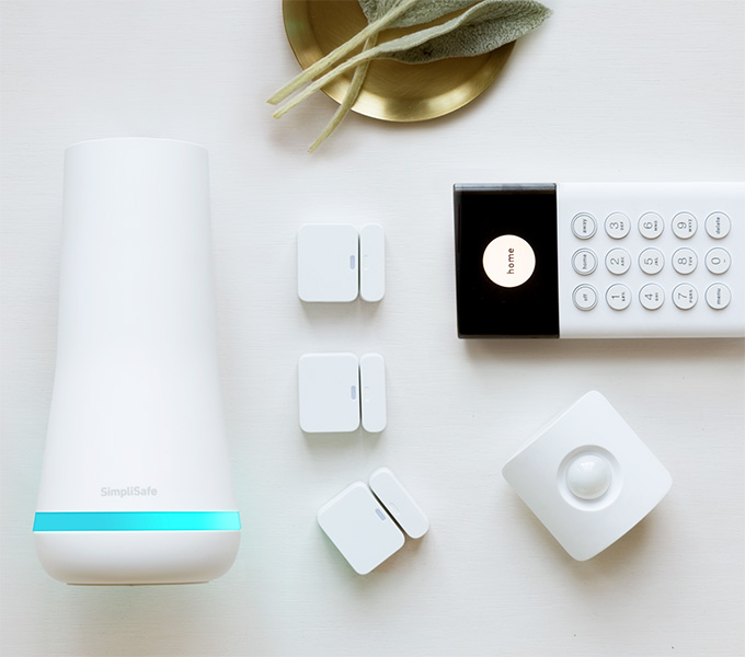 SimpliSafe Essentials Home Security System