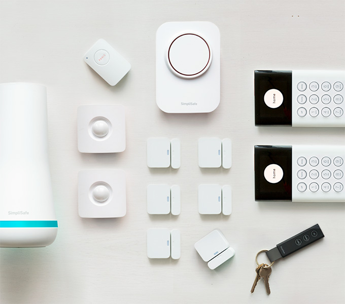 SimpliSafe Fortress  Home Security System