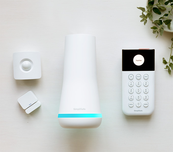 SimpliSafe Foundation  Home Security System