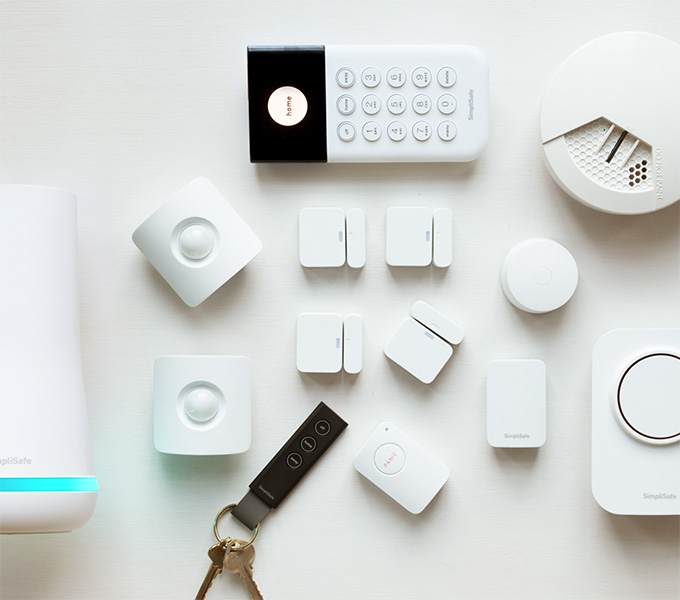 SimpliSafe Haven Home Security System