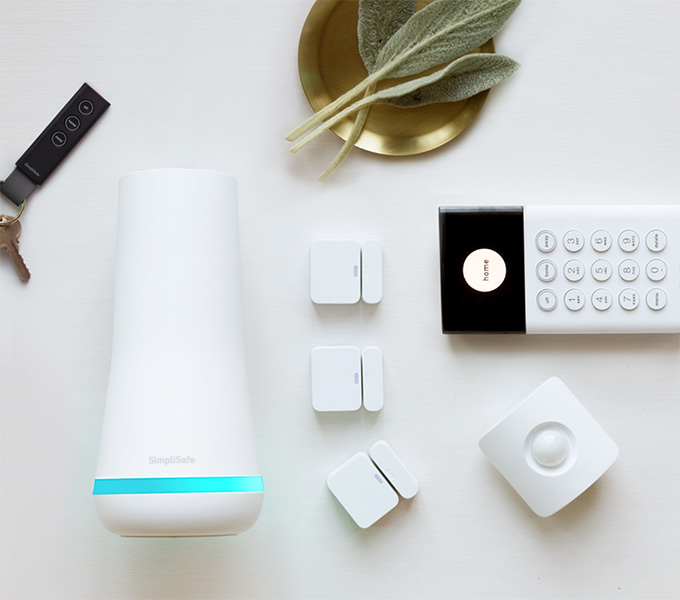 SimpliSafe Homestead  Home Security System