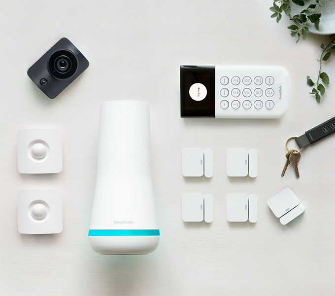 SimpliSafe Keep Home Security System
