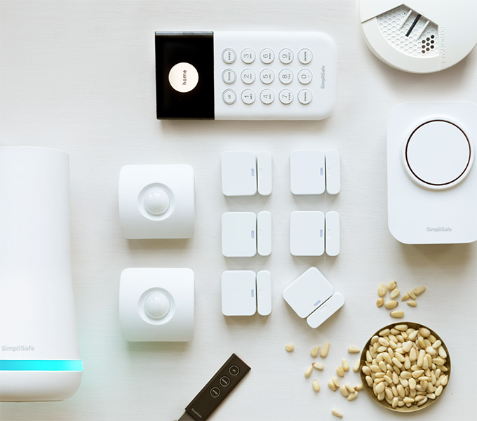 SimpliSafe Knox Home Security System