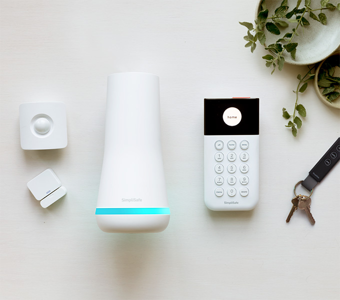 SimpliSafe Nook  Home Security System