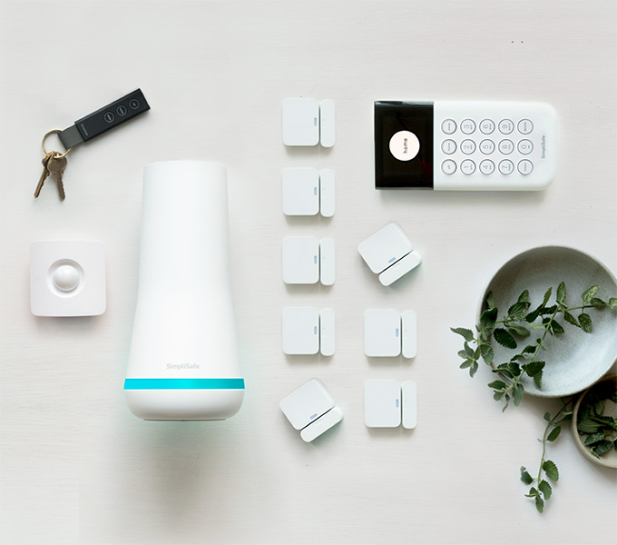 SimpliSafe Oakstone  Home Security System