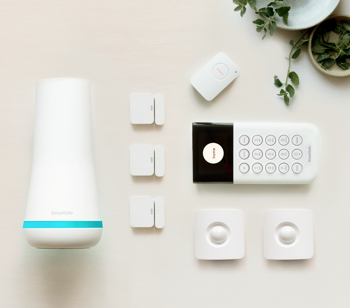 SimpliSafe Office System  Home Security System