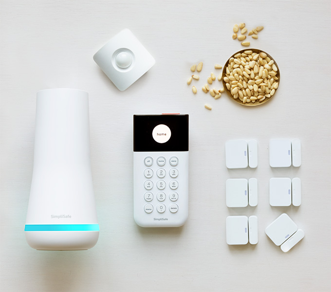 SimpliSafe Sanctuary Home Security System