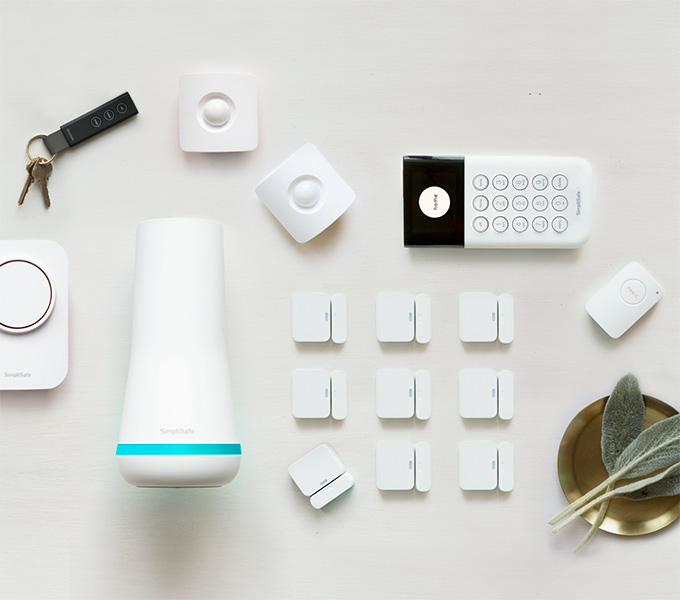 SimpliSafe Stonefort  Home Security System