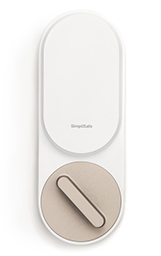 Smart Lock (Nickel)
