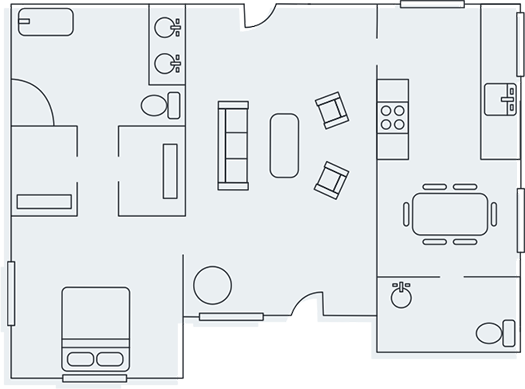 Apartment Floor Plans