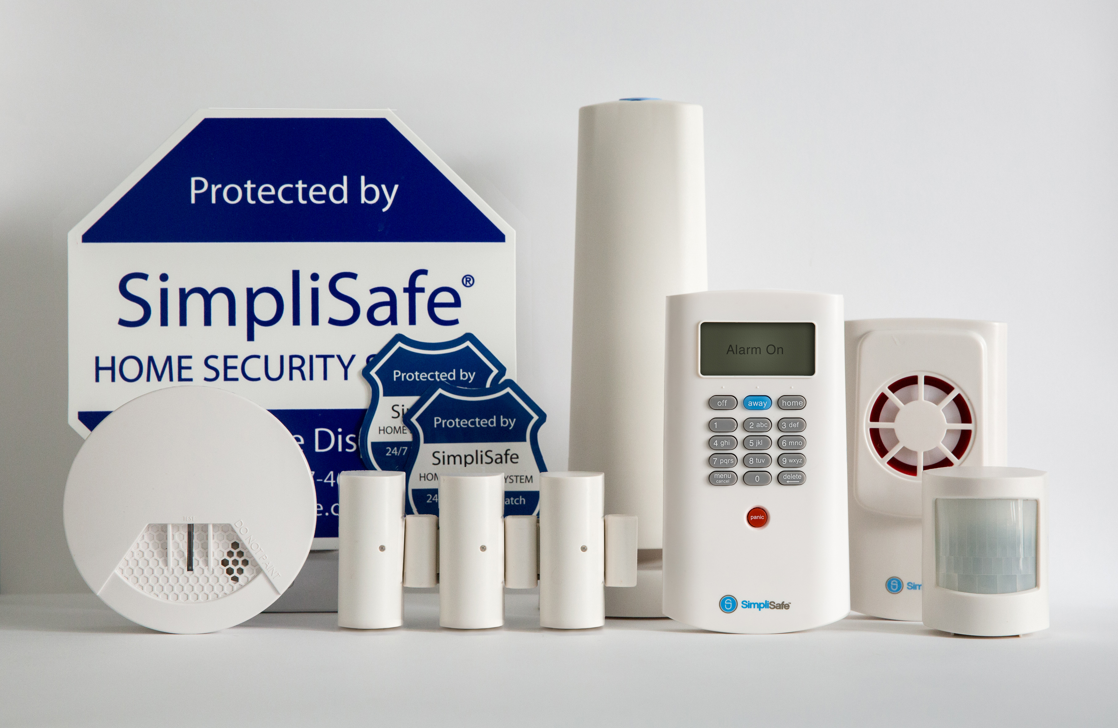 Press Kit And Brand Center Security Systems