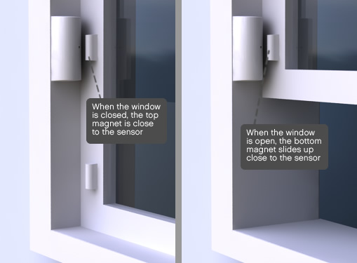 Simplisafe Quick Tip Leaving A Window Open Home Security