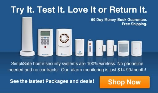 People have have great things to say about SimpliSafe Home Security Systems