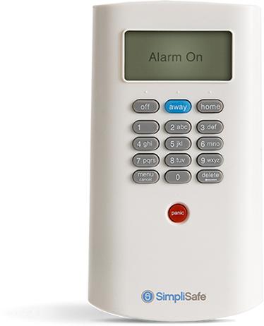 extra simplisafe2 keypad alarm systems. Black Bedroom Furniture Sets. Home Design Ideas