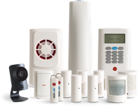 Home Security Systems Wireless Burglar