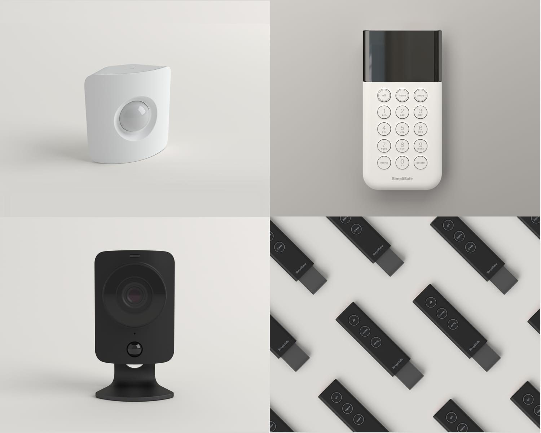 build my system - Simplisafe Home Security