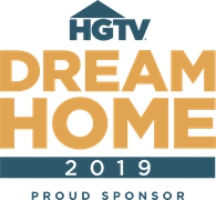 HGTV Dream Home 2019 Proud Sponsor