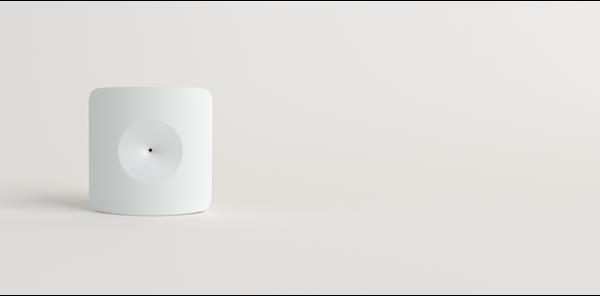 New Gen SimpliSafe Glassbreak Sensor Compatible with The SimpliSafe Home Security System Sound Detection Technology Range 20ft