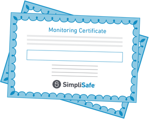 Monitoring Certificate