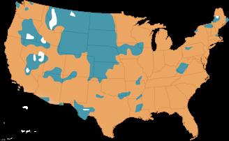 Coverage Check - Us cellular coverage map vs verizon