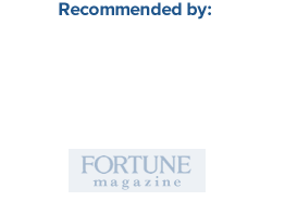 recommended by the New York Times, NBC, Fox    News, Good Housekeeping Magazine, and Fortune Magazine