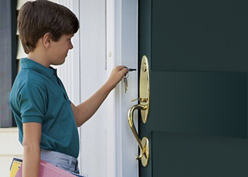 Back to School Home Security